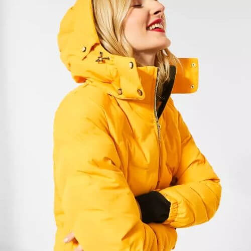 Golden Yellow Street One Jacket (Size 16 Only)