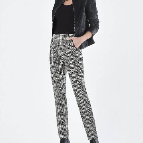 Holly Check Trousers