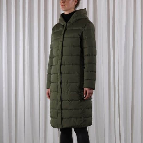 Long Padded Coat (Size 8 & 16)