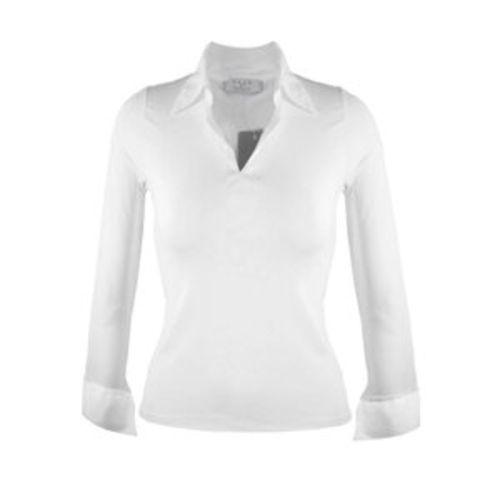 White Layering Shirt