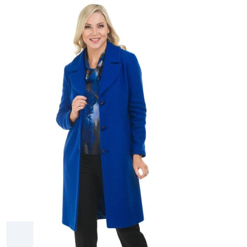 Royal Blue Coat (Size 10 & 20 Only)