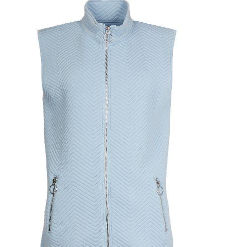 Pale Blue Waistcoat