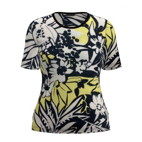 Lebek Floral Print Top