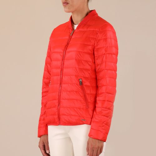 Light Padded Jacket With Detachable Hood