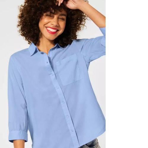 Sunny Blue Shirt