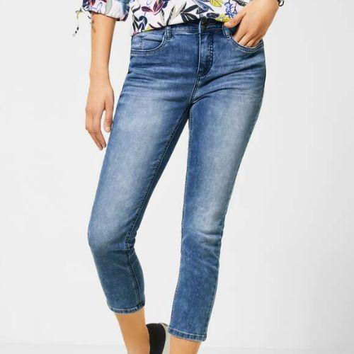 York 3/4 Length Jeans