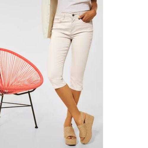 "18"" York Style Jeans Sand"
