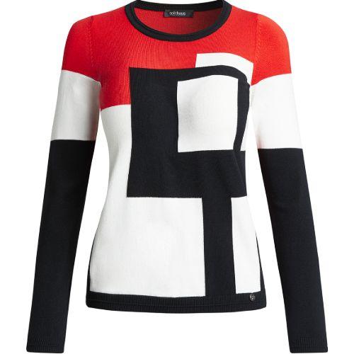 Gollehaug Colour Mix Sweater