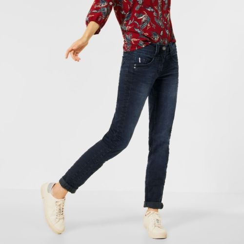 Scarlet Style Loose Fit Denim Jeans