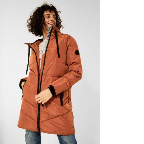 Puffer Padded Coat