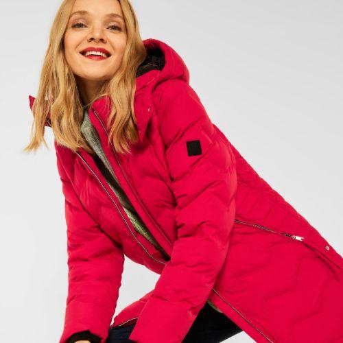 Parka Jacket With Teflon Coating