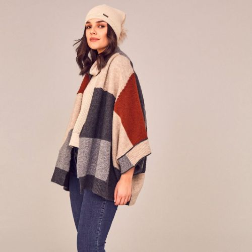 Multi-coloured Knit Cardigan