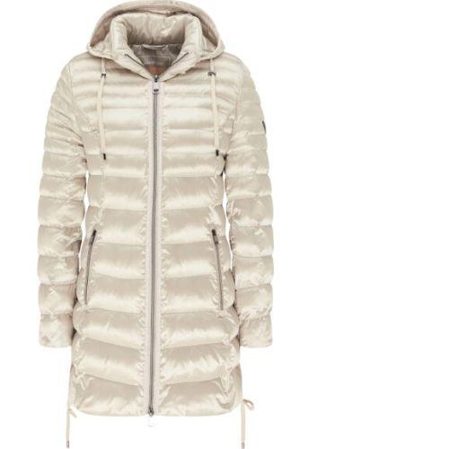 Barbara Lebek Cream Coat