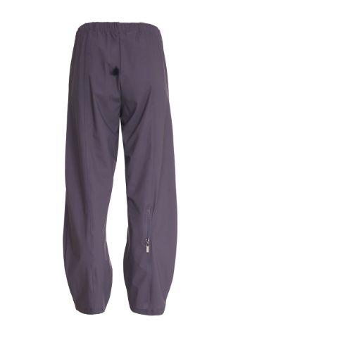 NAYA Trousers With Zip Trim Leg